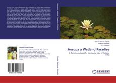 Bookcover of Ansupa a Wetland Paradise