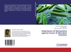 Importance of Quinazoline against Cancer & Microbial Infection的封面