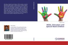 Bookcover of NGOs, Education and Special Need Children