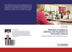 Borítókép a  Multiple Intelligence Abilities and Academic in Secondary School - hoz