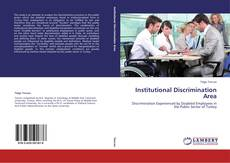 Couverture de Institutional Discrimination Area