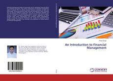 Buchcover von An Introduction to Financial Management