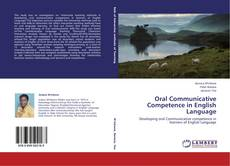 Capa do livro de Oral Communicative Competence in English Language