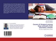 Couverture de Causes of dropout among boys and girls from secondary schools