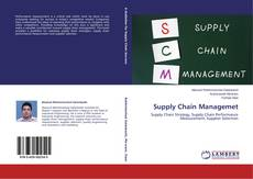 Bookcover of Supply Chain Managemet