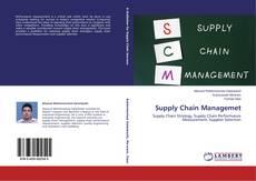 Portada del libro de Supply Chain Managemet