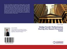 Hedge Funds' Performance During the Recent Financial Crisis的封面