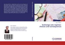 Exchange rate regimes: choices and consequences kitap kapağı