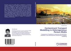 Portada del libro de Contaminant Transport Modelling in Heterogeneous Porous Media