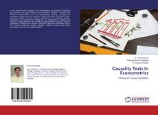 Bookcover of Causality Tests In Econometrics