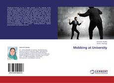Обложка Mobbing at University