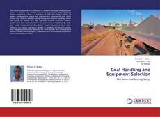Coal Handling and Equipment Selection kitap kapağı