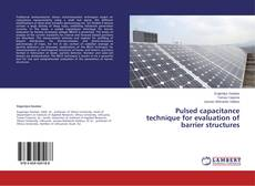 Copertina di Pulsed capacitance technique for evaluation of barrier structures