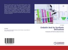 Bookcover of Embelin And Its Synthetic Derivatives