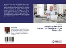 Bookcover of Energy Economics in Instant- Pounded yam Flour Production