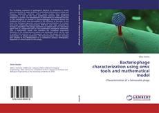 Обложка Bacteriophage characterization using omic tools and mathematical model