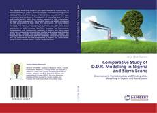 Bookcover of Comparative Study of D.D.R. Modelling in Nigeria and Sierra Leone