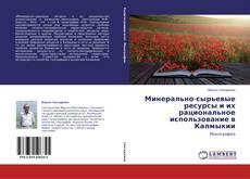 Минерально-сырьевые ресурсы и их рациональное использование в Калмыкии的封面