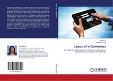 Bookcover of Locus of e-Commerce
