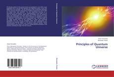 Bookcover of Principles of Quantum Universe