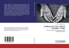 """Capa do livro de A Memo On The """"Africa Invisible"""" Traps"""