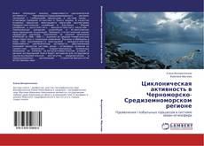 Bookcover of Циклоническая активность в Черноморско-Средиземноморском регионе