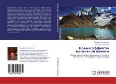 Bookcover of Новые эффекты магнитной памяти