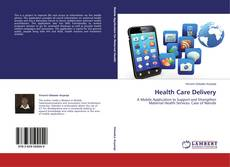 Bookcover of Health Care Delivery