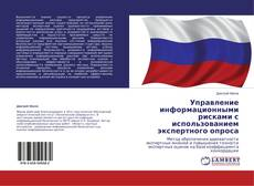 Bookcover of Управление информационными рисками с использованием экспертного опроса