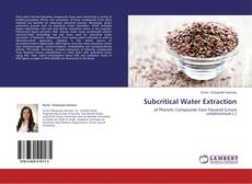 Capa do livro de Subcritical Water Extraction