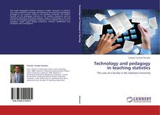 Couverture de Technology and pedagogy in teaching statistics