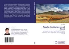 Portada del libro de People, Institutions, and Pixels