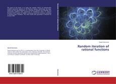Portada del libro de Random iteration of rational functions