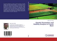 Genetic Parameters and Stability Analysis in French Bean kitap kapağı