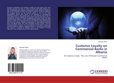 Bookcover of Customer Loyalty on Commercial Banks in Albania