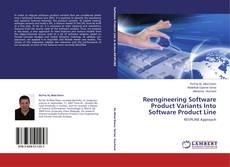 Capa do livro de Reengineering Software Product Variants Into Software Product Line