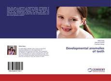 Bookcover of Developmental anomalies of teeth