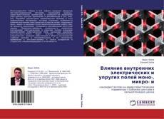 Bookcover of Влияние внутренних электрических и упругих полей моно-, микро- и