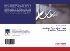 Bookcover of Abattoir Technology - An Practical Approach