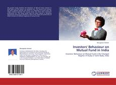 Bookcover of Investors' Behaviour on Mutual Fund in India