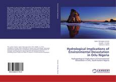 Bookcover of Hydrological Implications of Environmental Devastation in Orlu Nigeria