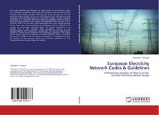 Bookcover of European Electricity Network Codes & Guidelines