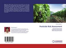 Portada del libro de Pesticide Risk Assessment