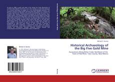 Bookcover of Historical Archaeology of the Big Five Gold Mine