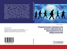 Portada del libro de Управление процессом инвестирования в муниципальное образование
