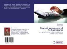 Обложка Financial Management of College Libraries