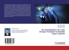 Portada del libro de An Investigation of c-axis Charge Transport in Double Layer Cuprate