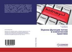 Bookcover of Оценка функции почек в клинической практике