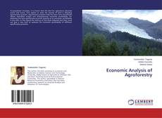 Economic Analysis of Agroforestry kitap kapağı