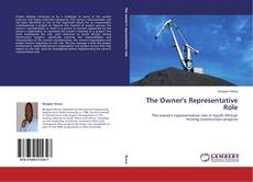 Bookcover of The Owner's Representative Role